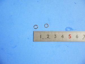 キャスティズム 25 QD ハンドルノブ 交換