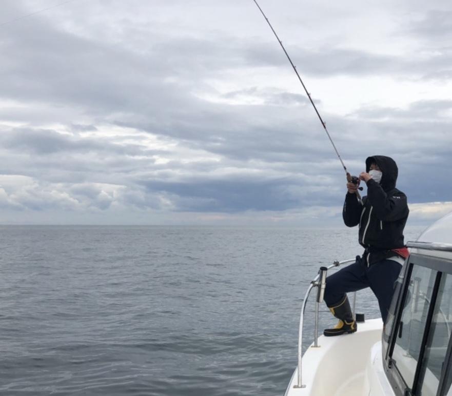 ウマヅラハギ釣り